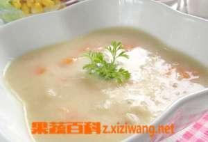 蛤蜊蘑菇浓汤的材料和做法步骤